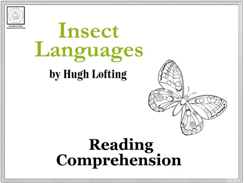'Insect Languages' with Doctor Dolittle