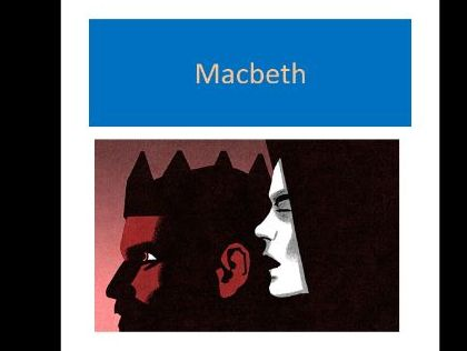 Macbeth: Unit of Work KS3/4