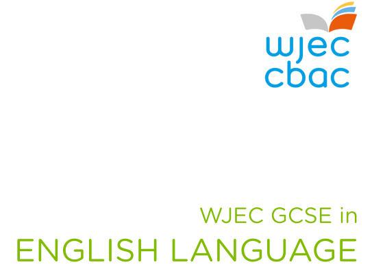 WJEC GCSE English Language Reading Question Types