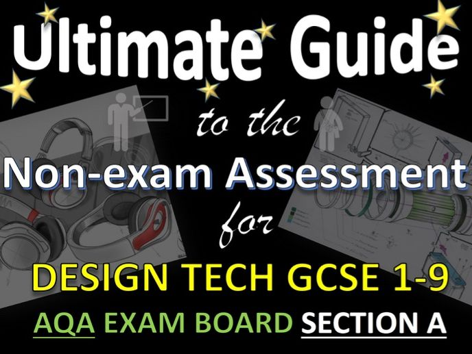 Ultimate Guide to GCSE DT AQA NEA Contextual Themes & Section A Teacher's guide
