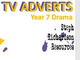 Drama  - Create a TV advert
