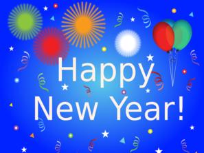 Happy New Year Activity
