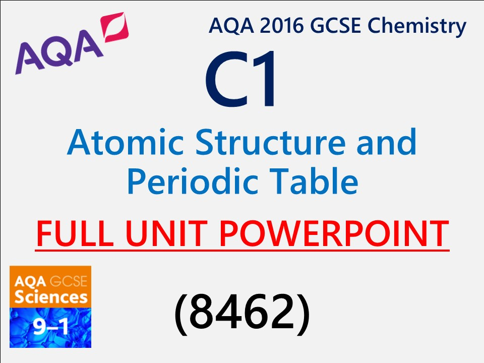 Full aqa c1 gcse 2016 full lessons by adg tes teaching full aqa c1 gcse 2016 full lessons by adg tes teaching resources tes urtaz Images