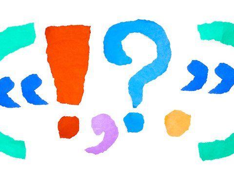 Punctuation Worksheet Bundle with teacher's answer sheets (KS3/ KS4 Literacy)
