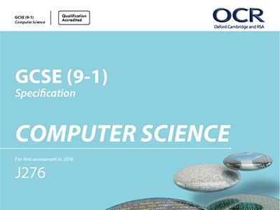OCR 9-1 Computer Science