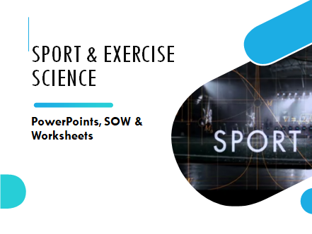 L3 BTEC Sport: Fitness Training & Programming (Full unit with PowerPoint, worksheets & Unit Plan)