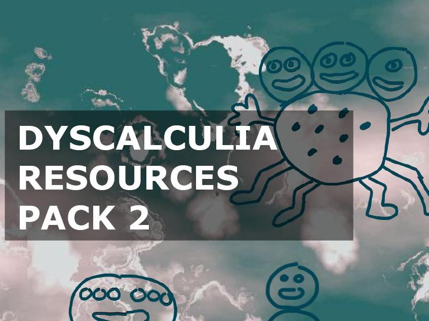 Dyscalculia Resources Pack 2