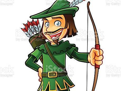 English stories tales and fairy tales ROBIN HOOD