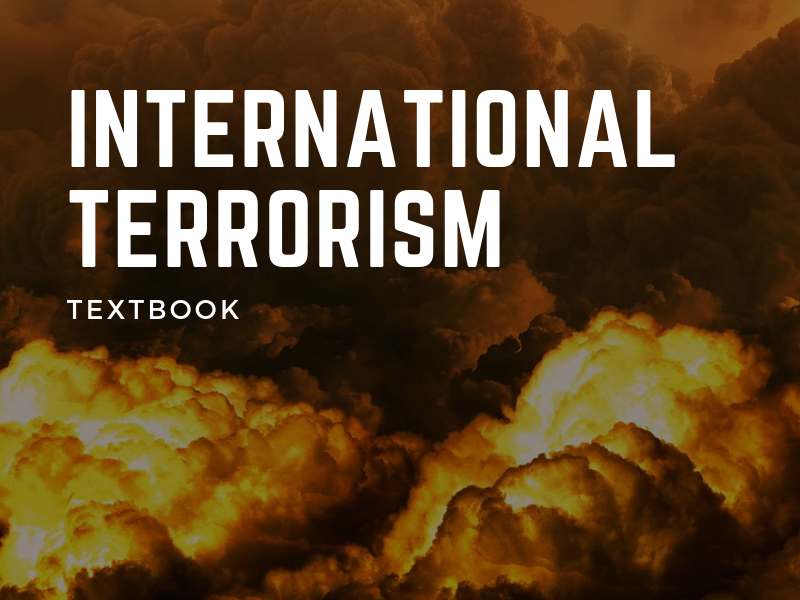 International Terrorism complete textbook