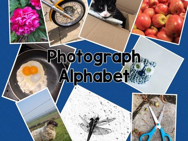 Photograph Alphabet