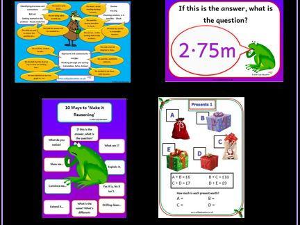 Y6 Numerical Reasoning Pack