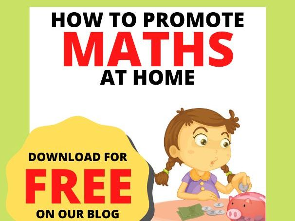 How To Promote Maths At Home