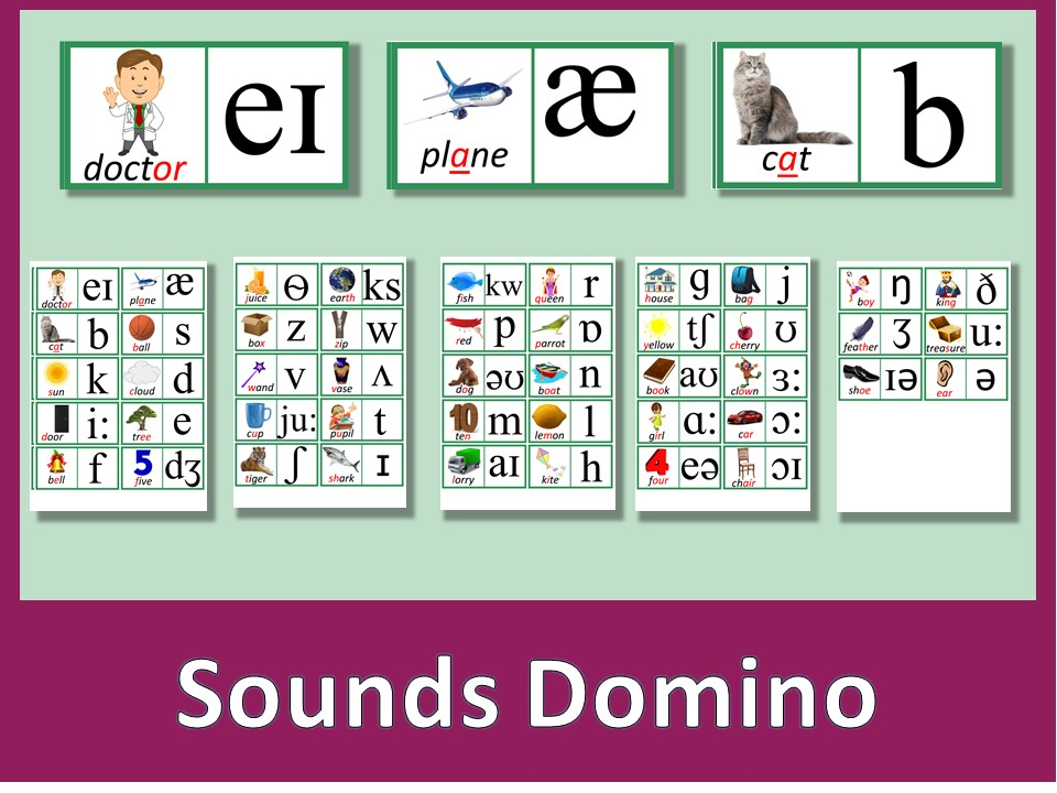 Sounds domino