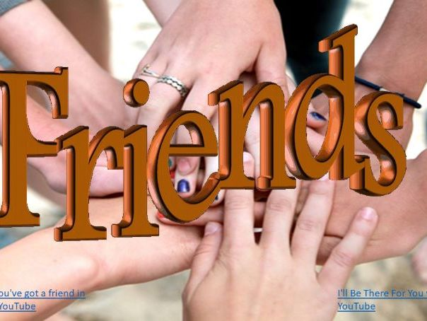 FRIENDSHIP Assembly