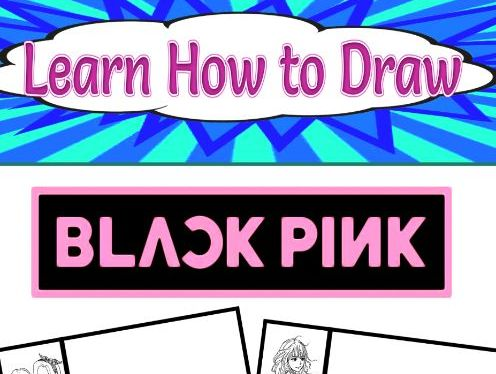 Learn How to Draw BlackPink
