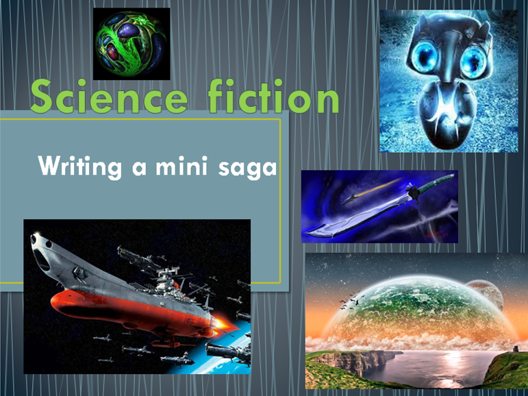Science Fiction writing - Writing a short Science Fiction story - Mini Saga