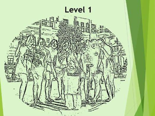 Puzzle Sheets Level 1