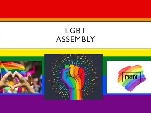 LGBT Assembly - LGBT History Month