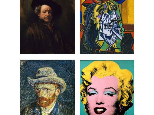 History of Portraits in Art. Timeline and Analysis.