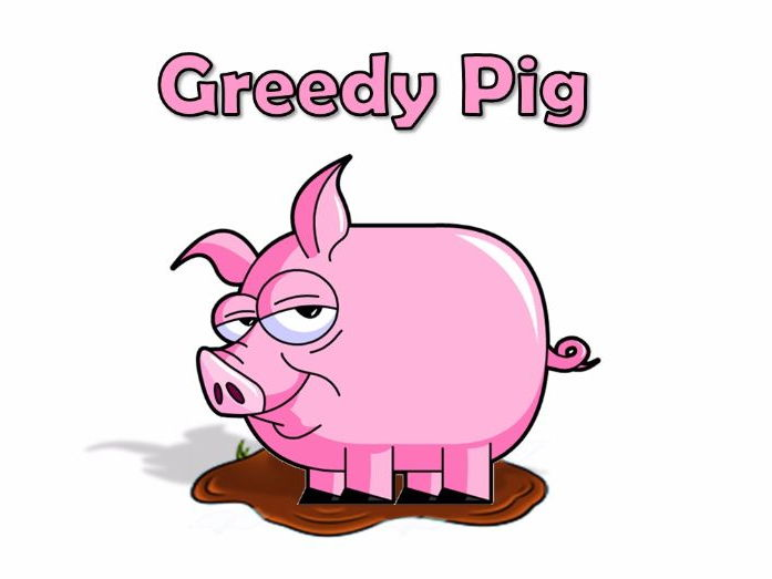 Greedy Pig Probability Game & Lesson