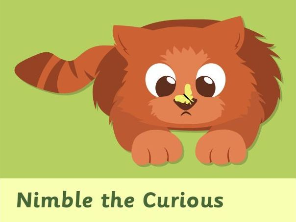 KS2 Poetry Comprehension: Nimble The Curious