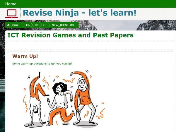 UPDATED 2019 - FREE GCSE ICT - Revision Questions and Past Papers