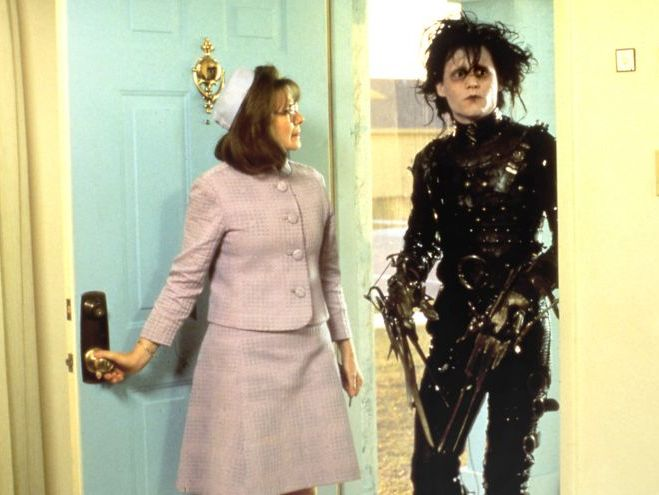 'Edward Scissorhands' Film studies Unit of Work