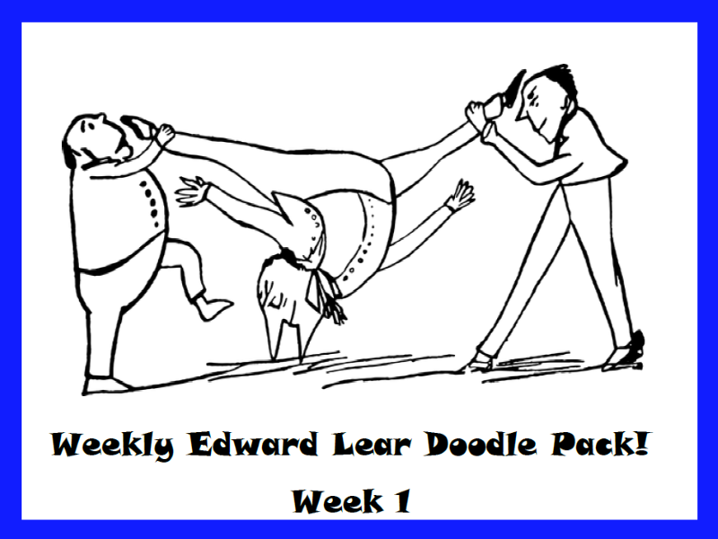 Weekly Doodle Pack - Part 1