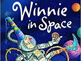 Year 1, Fantasy Writing Planning: Winnie In Space (Week 1 out of 2)