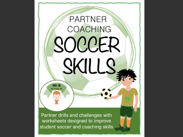 Fun Partner Coaching Soccer Skills Stations