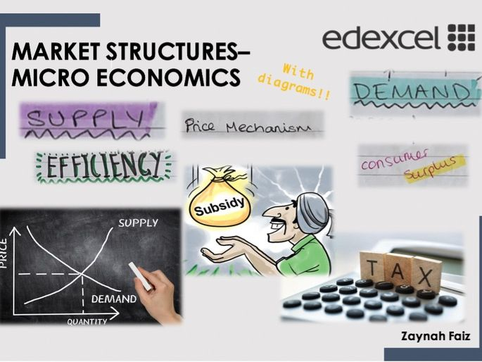 Micro Economics Market Structures Notes