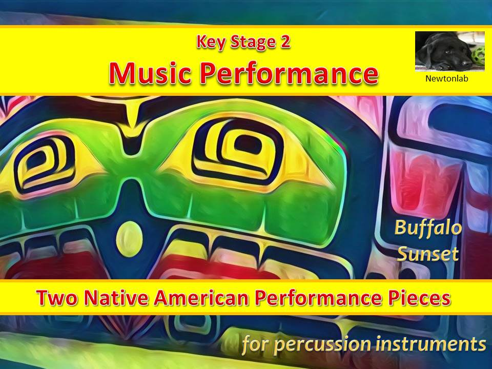 Native American Performance Pieces - Key Stage 2