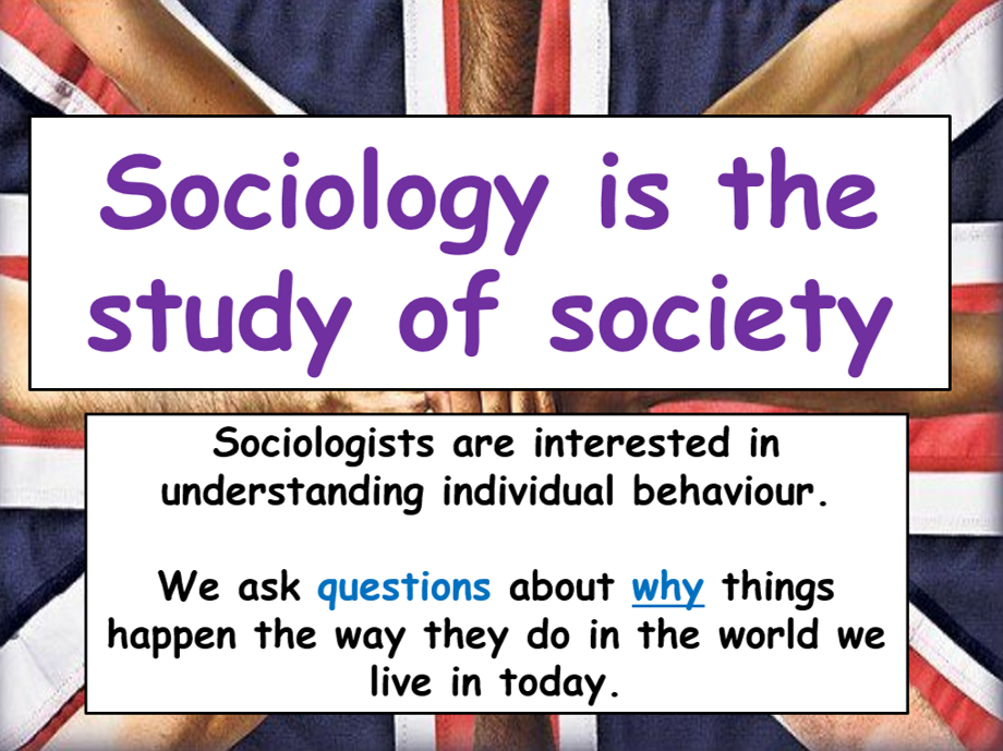 Sociology Options Assembly