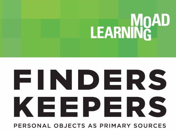 Finders Keepers - personal objects as primary sources. Secondary: Anne Picot