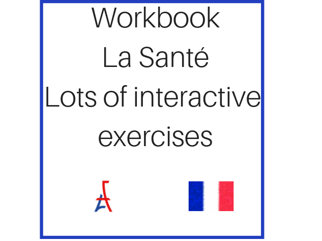 Conti inspired exercises La Sante - Health Resources for adult & GCSE