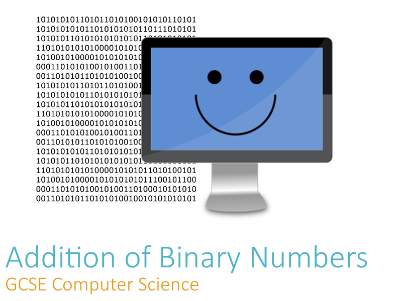 Addition of Binary Numbers - Teacher Presentation