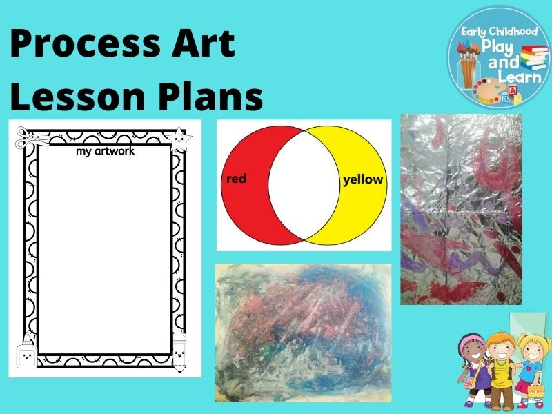 Process Art Lesson Plans Collection