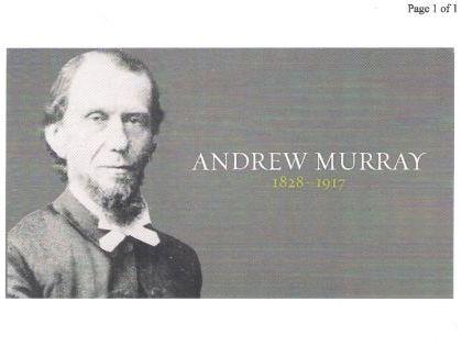 Andrew Murray (1828-1917)