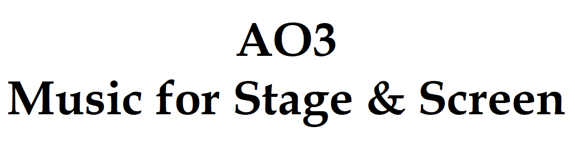 GCSE 9-1 Edexcel AO3 Music for Stage & Screen Workbook (40 pages)