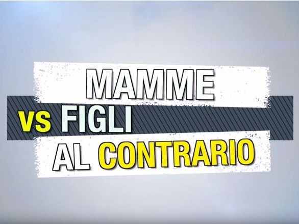 Video-Listening: Mamme vs figli