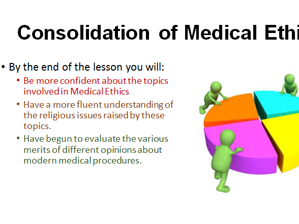 Medical Ethics 8: Consolidation and Extension