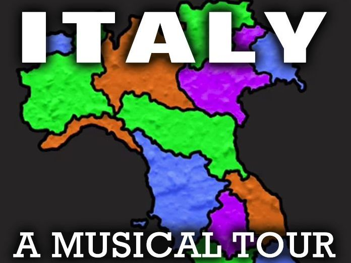 Italian Geography Video: A Song for Italy