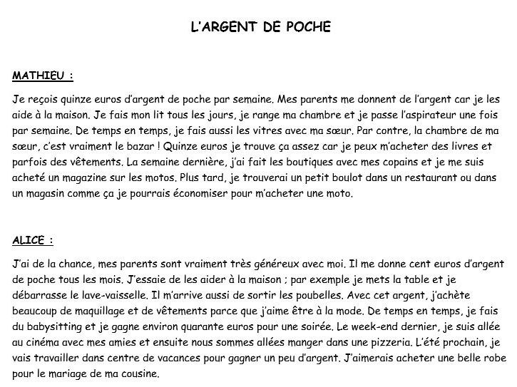french essay on future jobs