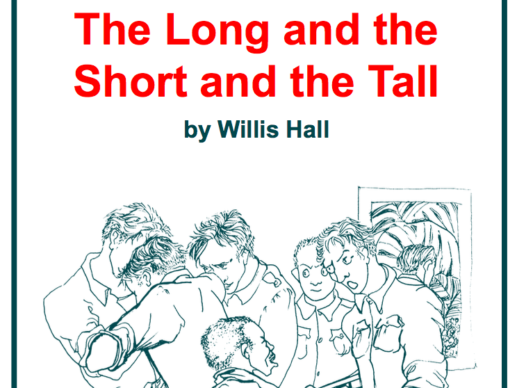 KS4 The Long and the Short and the Tall Scheme of Work