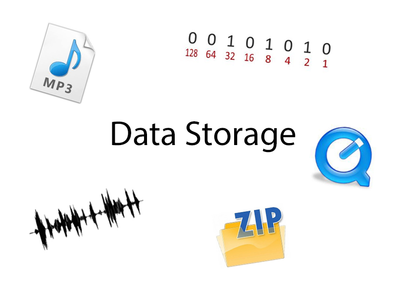 Data Storage - Presentation Project