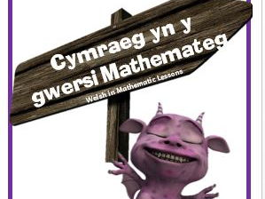 Mathematic Lesson Developing Progressive Incidental Welsh in the Primary School N to Y6 Booklet