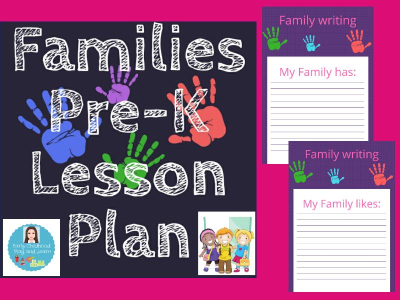 Families  Lesson Plan