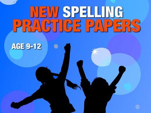 Let's Practice Spelling (Pack 1) (9-12 years)