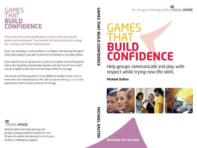 Complete games book that can focus on behaviour, emotions and responsibility