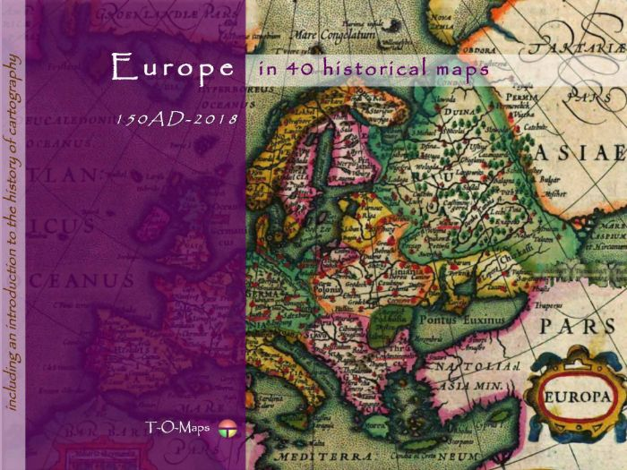 Historical e-atlas Europe